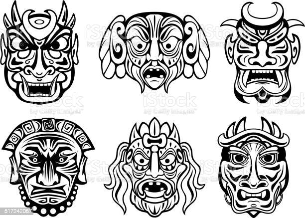 Free africa mask Images, Pictures, and Royalty-Free Stock