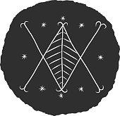 A religious symbol