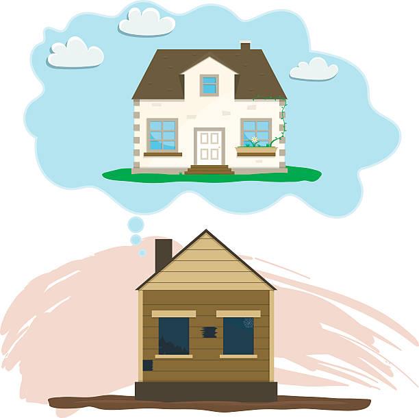 renovierung house - neues zuhause stock-grafiken, -clipart, -cartoons und -symbole