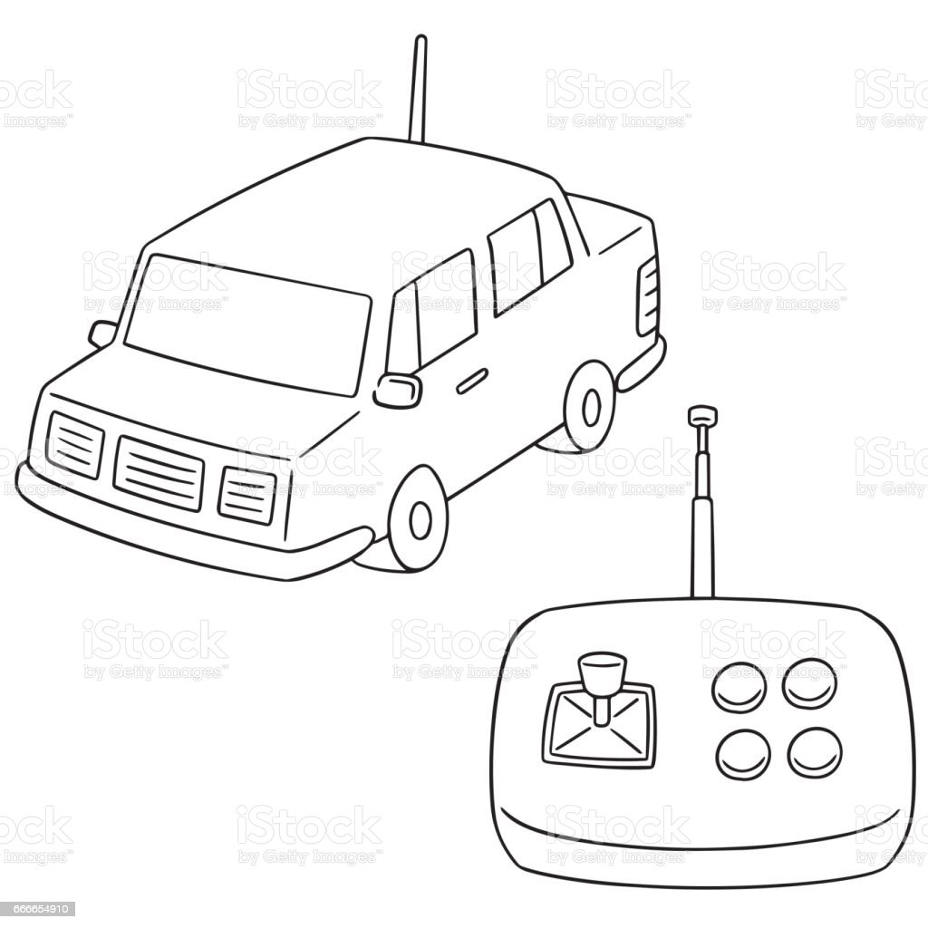 remote control car stock vector art  u0026 more images of