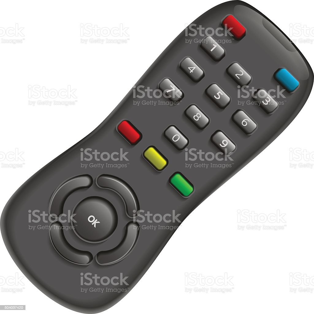 Tv Remote Control Clipart All About Kedsumr Wireless 1 Way On Off Digital Switch 110v For Line Art Icon Apps And Websites Stock Vector 50764932 Source Remotes Clip Design