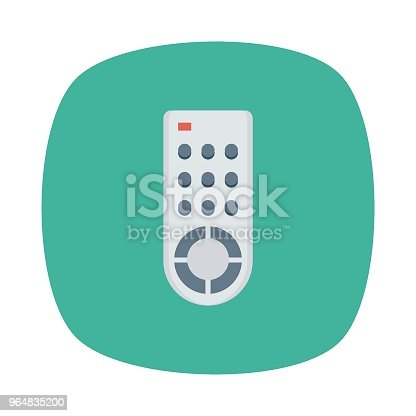 Remote Stock Vector Art & More Images of Backgrounds 964835200