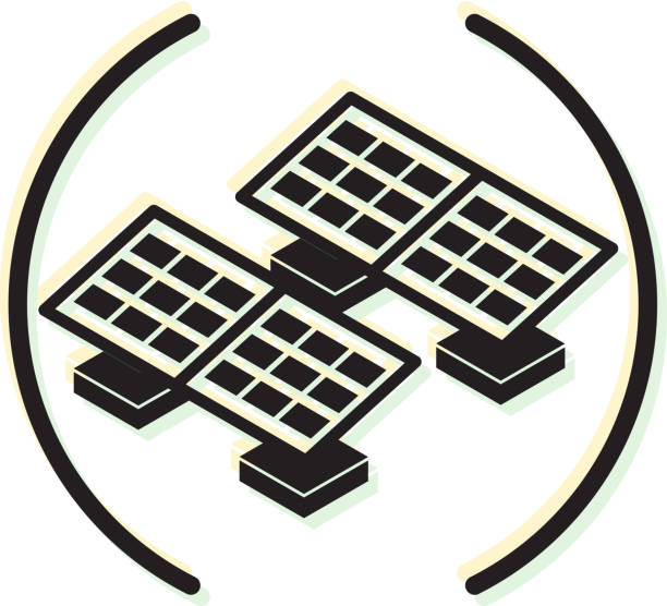 Best Solar Panels India Illustrations, Royalty-Free Vector Graphics