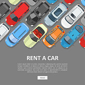 Rent a car template