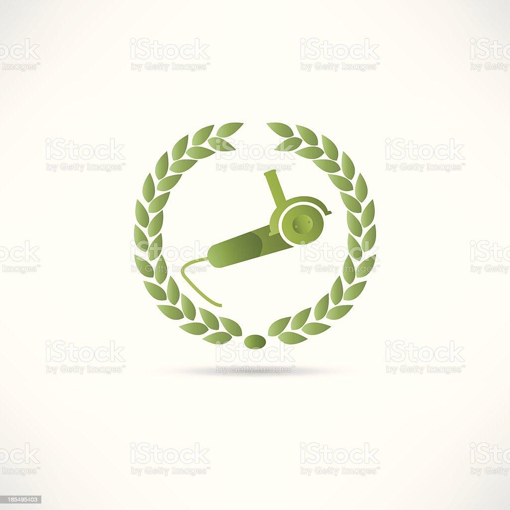 repair icon royalty-free stock vector art