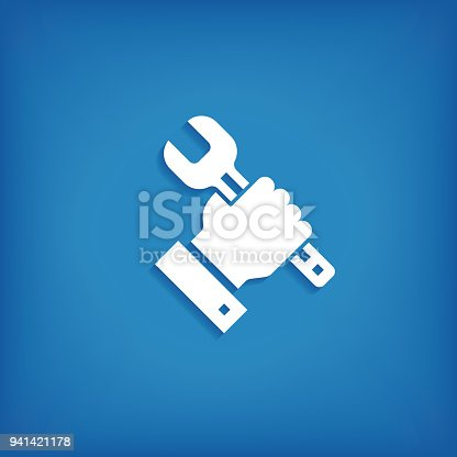 istock Repair Icon 941421178