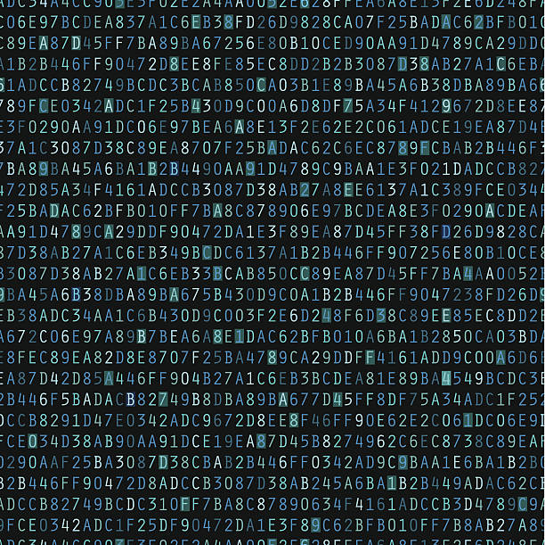 repeating blue hexadecimal background - alphabet backgrounds stock illustrations