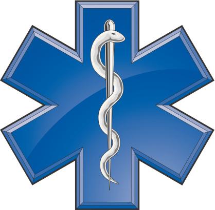 Rescue Paramedic Medical Logo