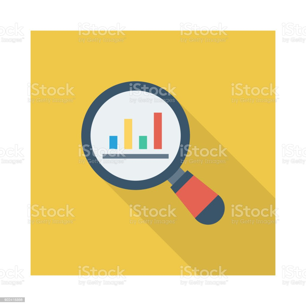 research vector art illustration