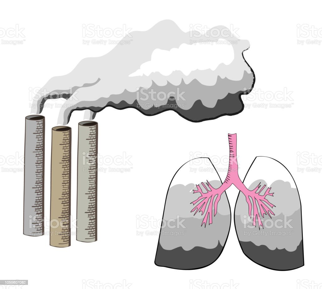 Respiratory problems and pollution