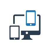 istock Responsive Design Icon 898443378