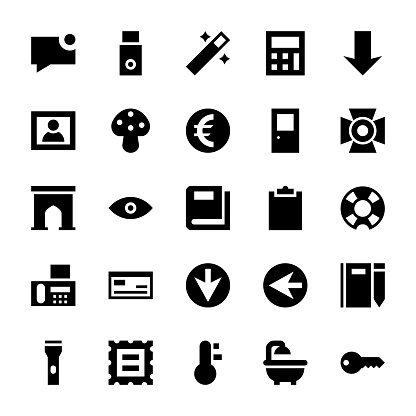 Responsive User Interface Icons