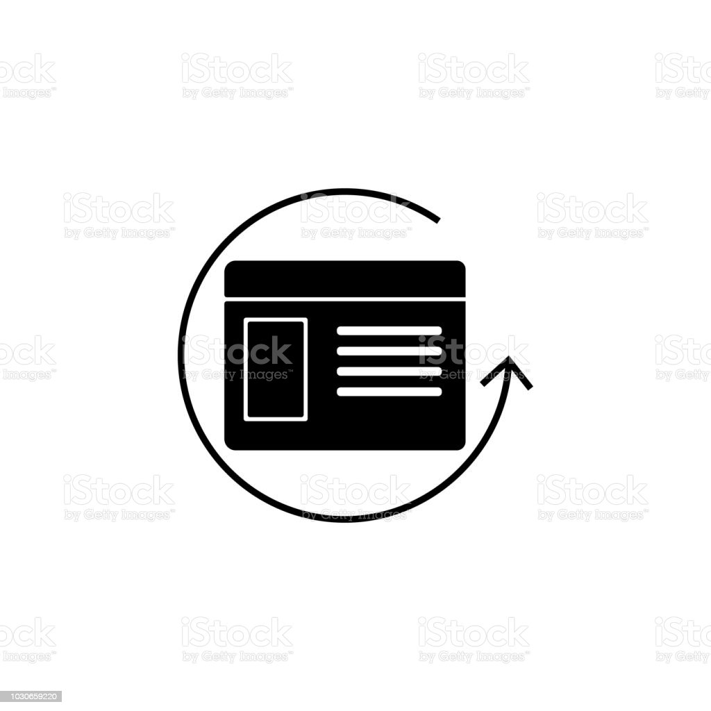 Restart The Browser Icon Element Of Web Icon For Mobile Concept And on gamer clip art, wireframe clip art, plugin clip art, software clip art, internet clip art, computer clip art, bar charts and graphs clip art, http clip art, laptop clip art, office clip art, tablet clip art, desktop clip art, javascript clip art, chrome clip art, forward arrow button clip art, pc hug bug clip art, evernote clip art, smartphone clip art, firefox clip art, report clip art,