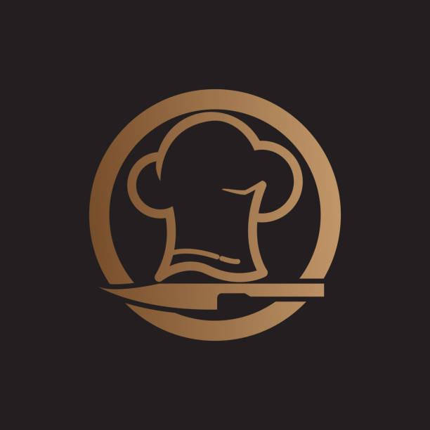 illustrations, cliparts, dessins animés et icônes de restaurant de design d'icône - logos restauration