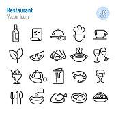 Restaurant, dinner,