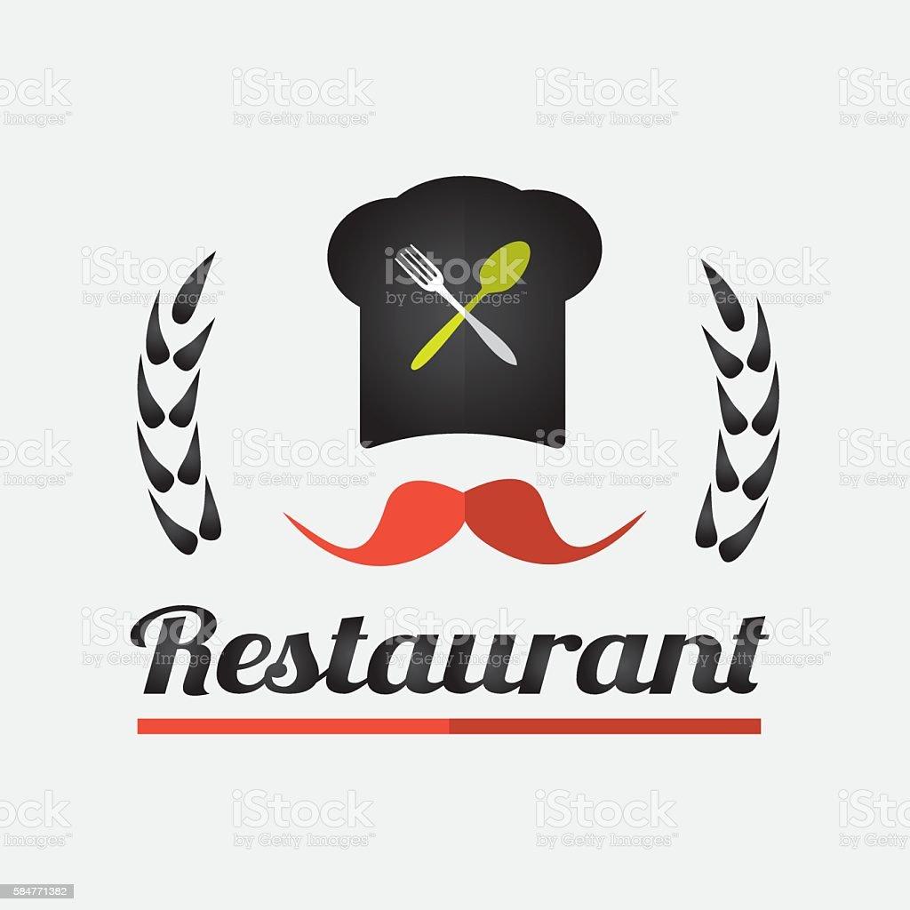 Restaurant logo design vector images image gallery