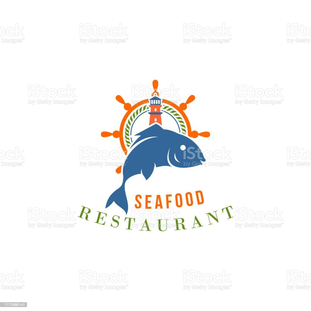 Restaurant Logo Template Chef Logo Designs Inspiration Logo Concepts For Restaurants Chefs Seafood Stock Illustration Download Image Now Istock