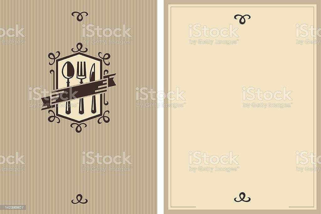 restaurant menu design royalty-free restaurant menu design stock vector art & more images of backgrounds