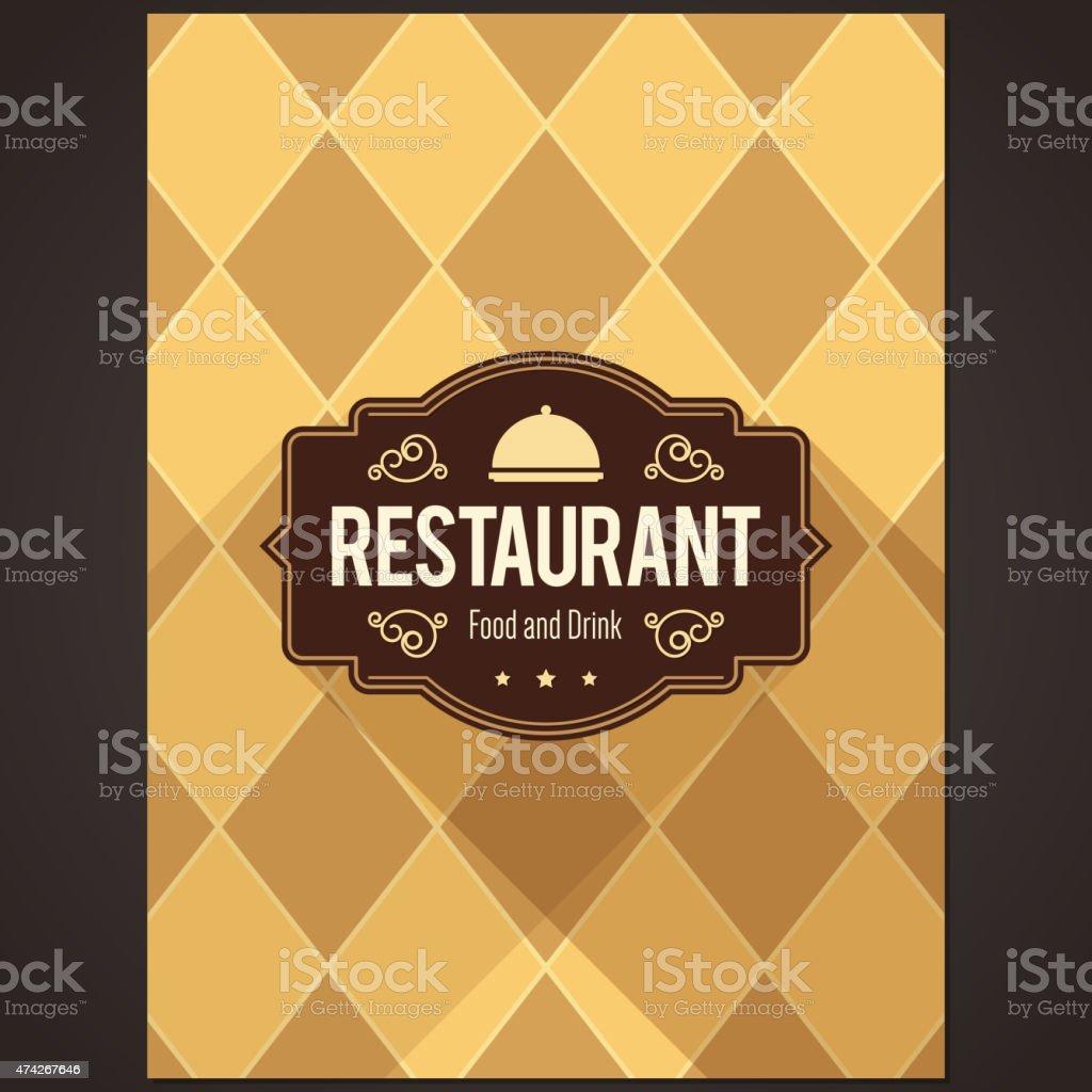 restaurant menu design stock vector art more images of 2015