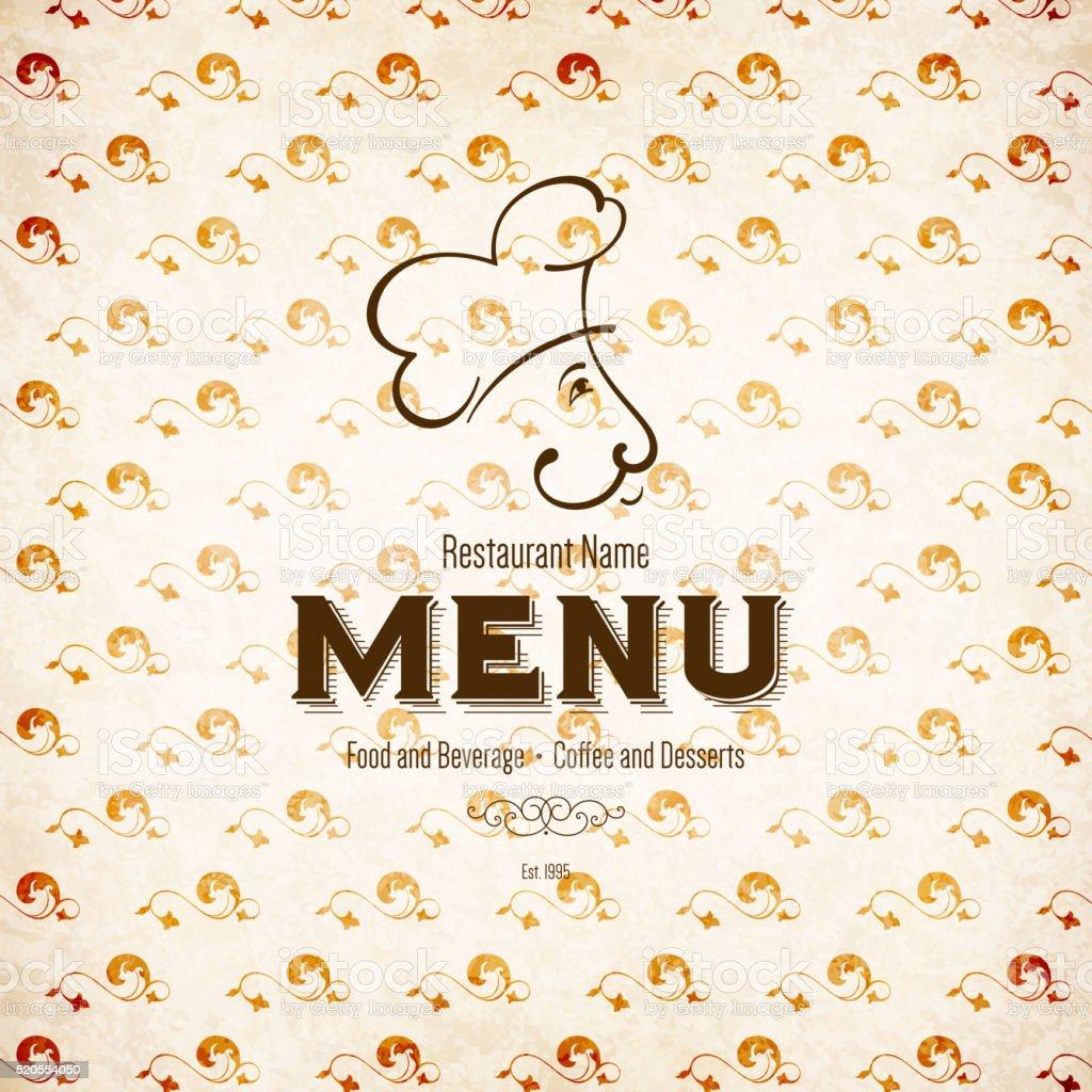 Restaurant Menu Design Royalty Free Stock Vector Art Amp More Images