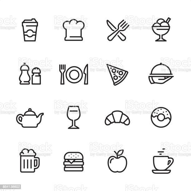 Restaurant outline icon set vector id854138602?b=1&k=6&m=854138602&s=612x612&h=emjfnfx40y2qei23v8p avmpeqy vqaiachclvkl2lo=