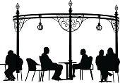 Restaurant Terrace Icon