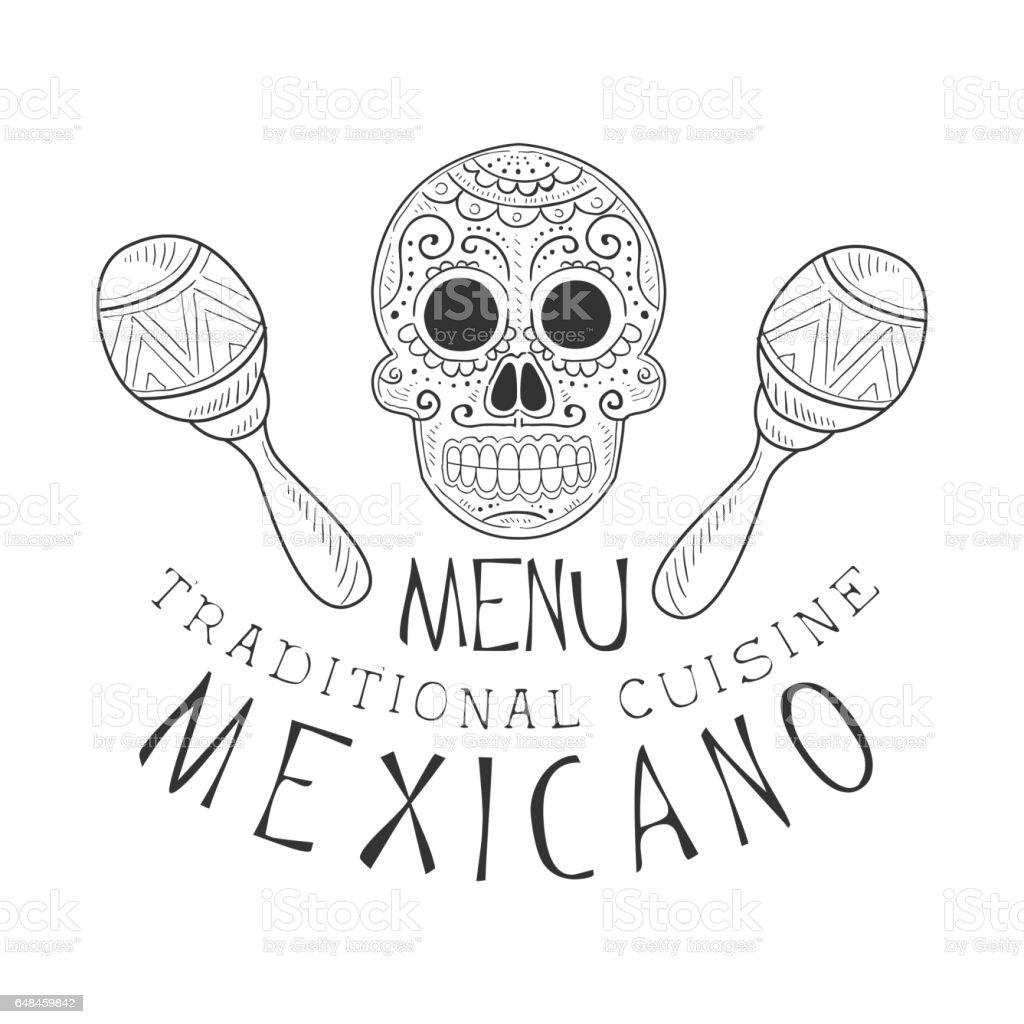 Restaurante Cocina Tradicional Mexicana Comida Menú Promo Muestra ...