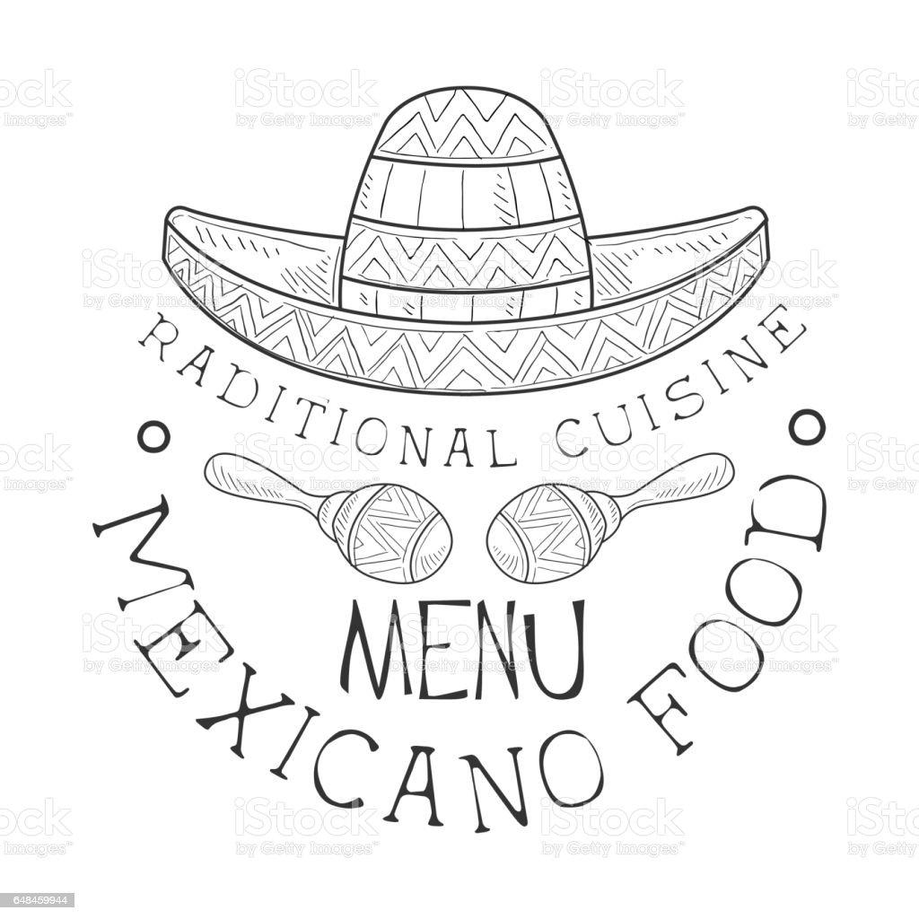 Restaurante Cocina Mexicana Comida Menú Promo Muestra Estilo ...