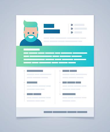 Resume Document Design