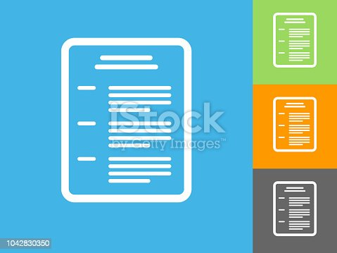 Curriculum Vitae Blue Green Background Clipart Image