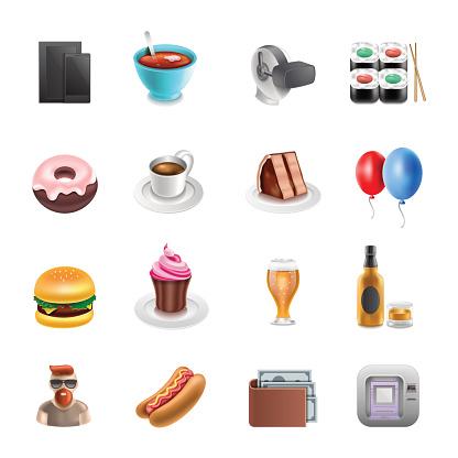 Retail Shoping Icons