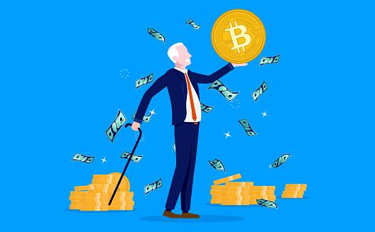 Retire on Bitcoin