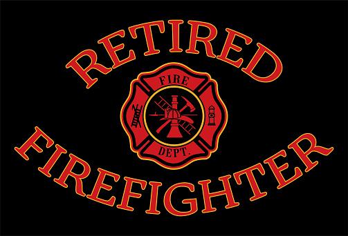 Retired Firefighter Design
