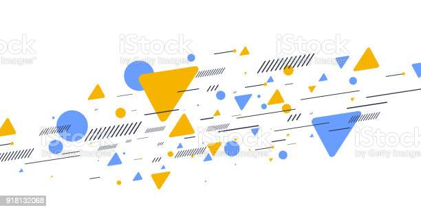 Retro abstract geometric background the poster with the flat figures vector id918132068?b=1&k=6&m=918132068&s=612x612&h=wib81bre8mhq2f8x4jcnhbdwutjayefq5j  uezf6sq=