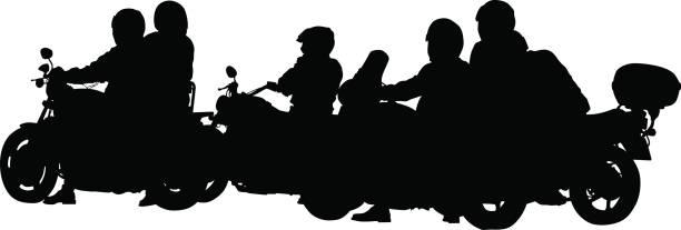 Best Biker Gang Illustrations, Royalty-Free Vector ... |Clipart Biker Gang Sign