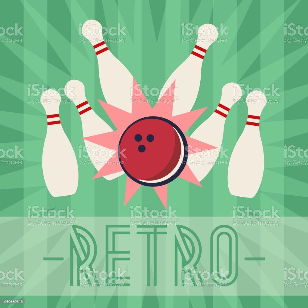 best bowling strike illustrations  royalty