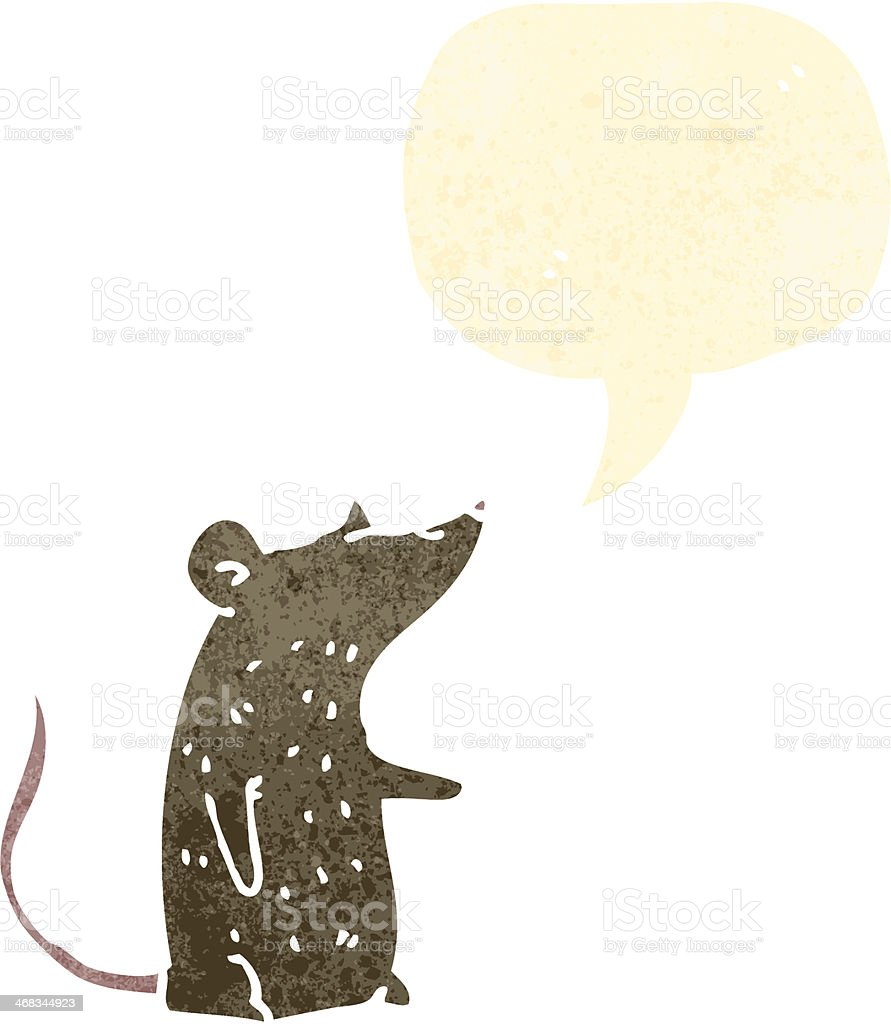 retro cartoon mouse royalty-free retro cartoon mouse stock vector art & more images of bizarre