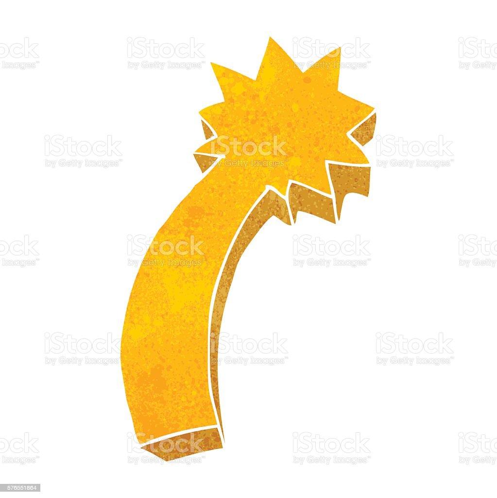 Shooting Star Symbol