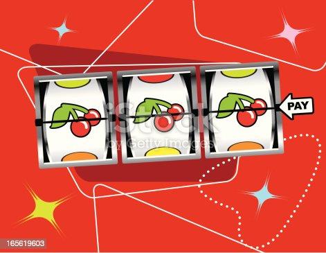 Retro Cherry Slots