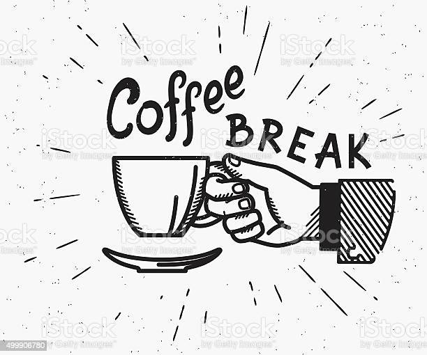 Retro coffee break crafted illustration vector id499906780?b=1&k=6&m=499906780&s=612x612&h=jcsewco8uoyitevs8y5ldfqrpwy2wjzooaee4msu sc=