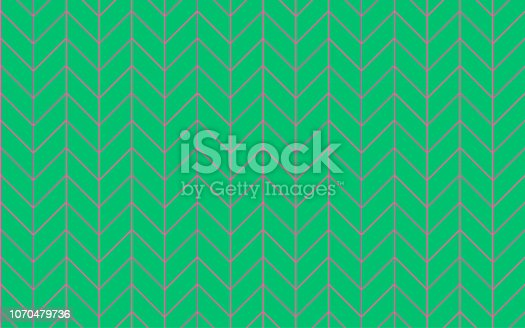 istock Retro Coloured Seamless Line Pattern 1070479736