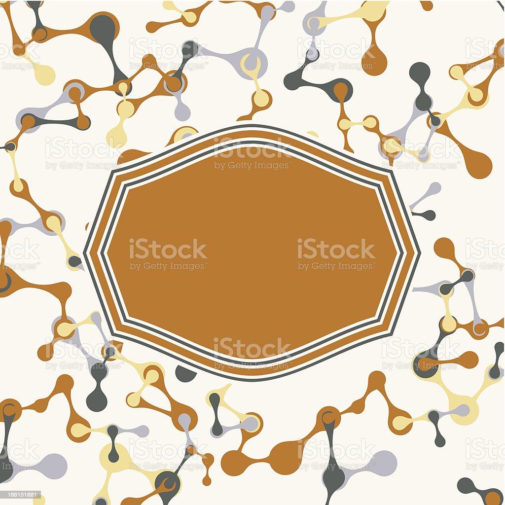 retro dna molecule royalty-free retro dna molecule stock vector art & more images of abstract