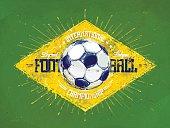 Retro Football Emblem