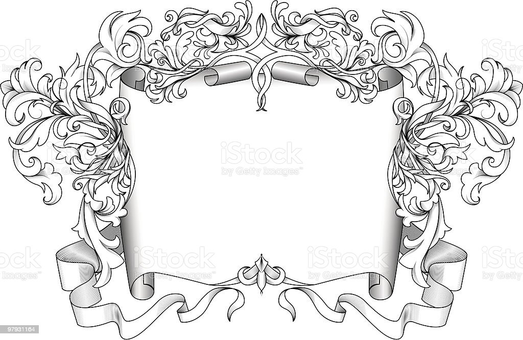 Retro frame. royalty-free retro frame stock vector art & more images of backgrounds