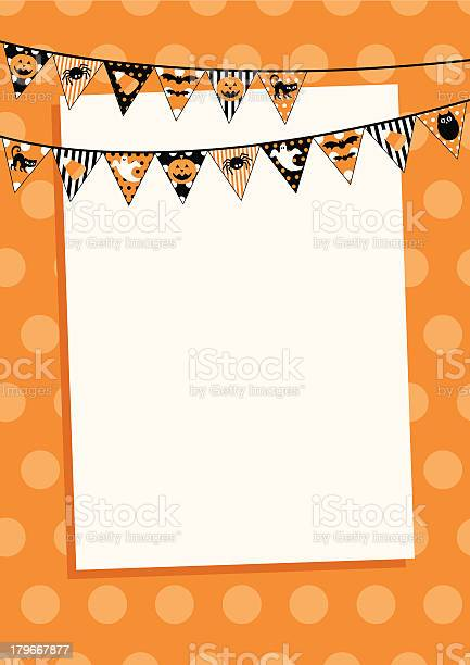 Retro halloween bunting design with copy space vector id179667877?b=1&k=6&m=179667877&s=612x612&h=b xm99jpuiw0s oif1bou8mnvpkgndwxjrkps0erhh8=