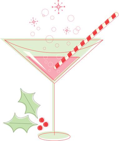 Retro Holiday Cheer