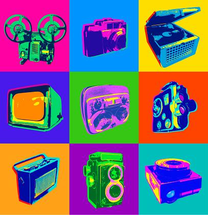 Retro Icons - 1960's