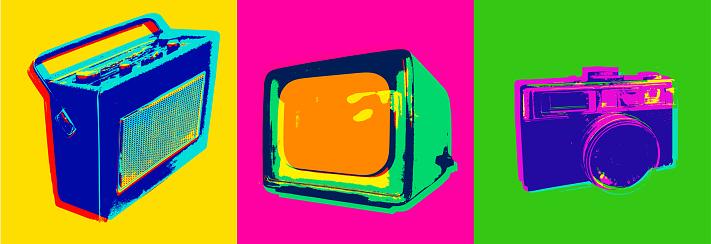 Retro Icons - 1970's