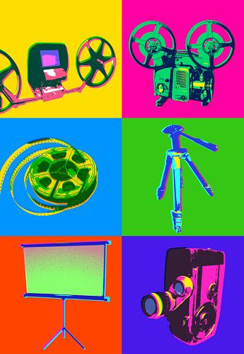 Retro Icons - Photography