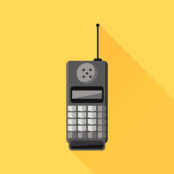 Best Old Cell Phone Illustrations, Royalty-Free Vector ...Old Cell Phone Clip Art